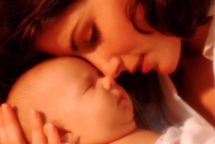 лактостаз у матери